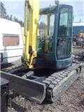 Yanmar Vio 55, 2007, Mini Excavators <7t (Mini Diggers)
