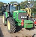 John Deere 6630, 2007, Traktorok