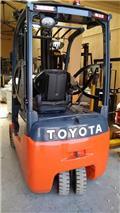 Toyota 8FBE16T, 2016, Empilhadores eléctricos