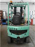 Mitsubishi FB16N, 2006, Electric forklift trucks