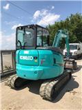 Kobelco SK 55 SRX-6 E, 2014, Mini excavators < 7t