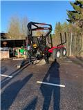 Mowi 1050 p30 t, 2020, Forest trailers