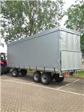 Zeilenwagen Van der Sluis, 2016, Conventional Trucks / Tractor Trucks