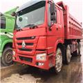 Howo 8x4, 2014, Tipper trucks