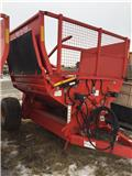 Highline 8100, 2011, Bale shredders, cutters and unrollers