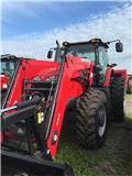 Massey Ferguson 8660, 2011, Tractors