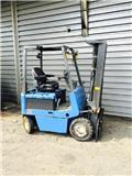 Nissan 15, 2001, Forklift trucks - others