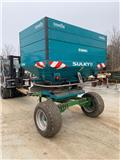 Sulky DX 30, 2015, Sprayer fertilizers