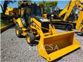 Caterpillar 416 E ST, 2014, Retrocargadoras