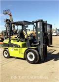 Clark C45D, 2011, Diesel Forklifts