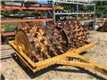 Mobile Track Solutions 48X48, 2000, Towed vibratory rollers