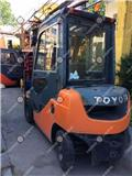 Дизельный погрузчик Other Погрузчик бу TOYOTA 62-8FD20, 2011