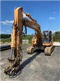 Case CX 225 SR, 2009, Crawler Excavators