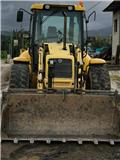 New Holland LB 115 B, Retrocargadoras
