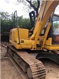 Komatsu PC130-7, 2014, Crawler excavators