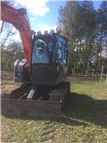 Hitachi ZX 85 US-3, 2011, Midi excavators  7t - 12t