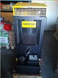 Master WA33 Hallinlämmitin, 2012, Farm Equipment - Others