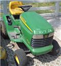 John Deere LT 150, 2002, Riding mowers