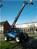 New Holland LM 5060, 2009, Manipuladores telescópicos agrícolas