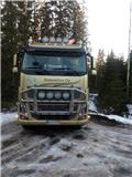 Volvo FH16 700, 2014, Haketuskoneet