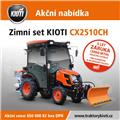 Kioti CX2510CH、2021、小型曳引機