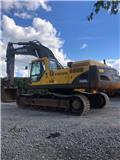 Volvo EC 460 B LC, 2003, Crawler excavators