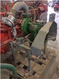 Rovatti T380AE、2008、灌水用ポンプ