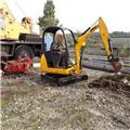 JCB 8018, 2007, Mini excavadoras < 7t