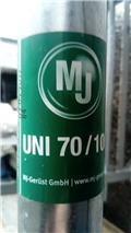 MJ Gerust kompatibil mit Plettac MJ Gerust 714 qm, 2017, Oprema za skele
