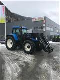 New Holland TVT 170, 2007, Traktorer