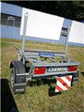 Przyczepa Lekka L-Metal-Reimann PM-200, 2013, Lekkie przyczepy