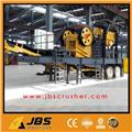 JBS Used Aggregate Mobile crusher plant、2017、骨材プラント