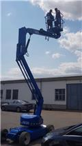 Upright AB38N, 2008, Articulated boom lifts