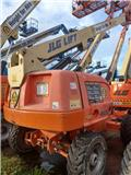 JLG 460 SJ, 2007, Telescopic boom lifts