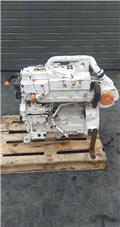 John Deere 4045 T، محركات