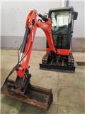 Kubota KX 016-4, 2013, Mini excavators < 7t (Mini diggers)