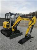 Wacker Neuson EZ28, 2018, Mini excavators < 7t (Mini diggers)