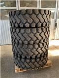 Däck 15,5-25 Loadmaster däck 4st beg, Tires, wheels and rims