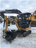 Caterpillar 301.4 C, 2014, Mini excavators < 7t (Mini diggers)