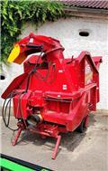 TEAGLE TOMAHAWK 808 SC Dual Chop, 2008, Desmenuzadoras, cortadoras y desenrolladoras de pacas