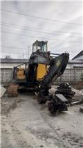 Volvo EC 210 B LC, 2007, Knuckle boom loaders