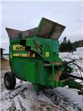 Сельскохозяйственное оборудование Agronic SLT, 2002