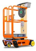 JLG Pecolift, manuell, 2019, Other lifts and platforms