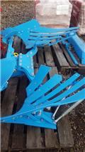 Lemken Vari-Opal 9, 2019, Reversible plows