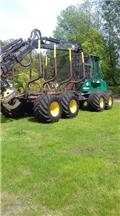 Timberjack 810 D, 2004, Other agricultural machines