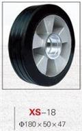 鑫赛 XS-18, 2019, Tires, wheels and rims