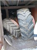 Dubbelmontage 650/85 R38, Dupli kotači