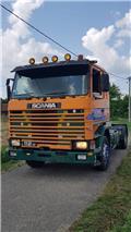 Scania 112 M, 1986, Traktorske jedinice