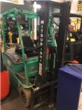 Mitsubishi FB20PN, 2013, Electric Forklifts
