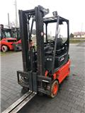 Linde E16C-02, 2005, Electric forklift trucks